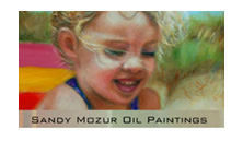 Sandy Mozur Custom Oil Painting